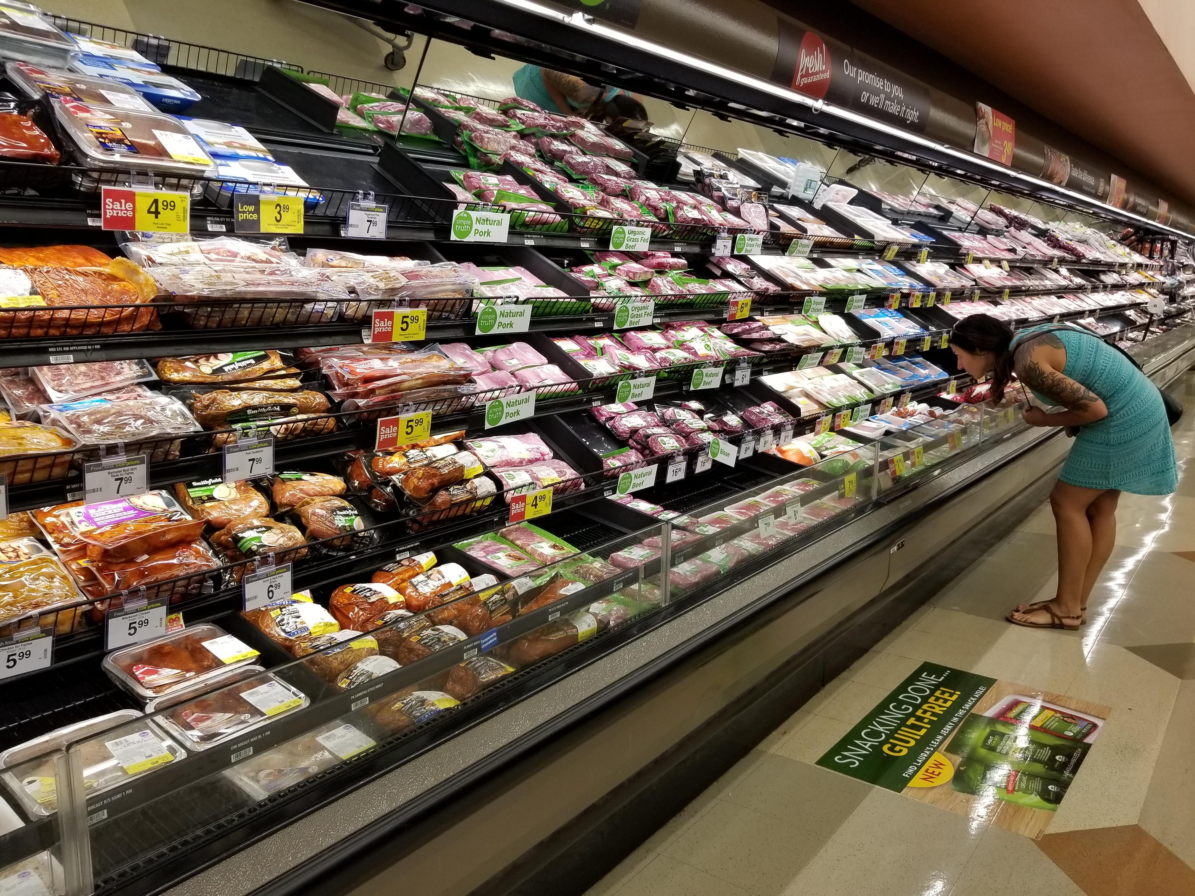 Kroger Grocery Shopping 2