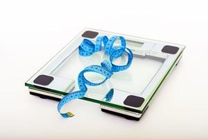 Scale-Measuring tape-Fat loss